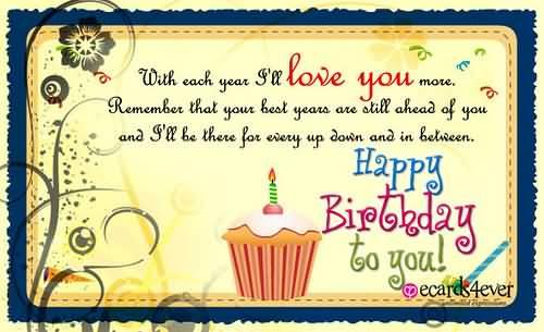 Adorable Happy Birthday Wishes For Boyfriend