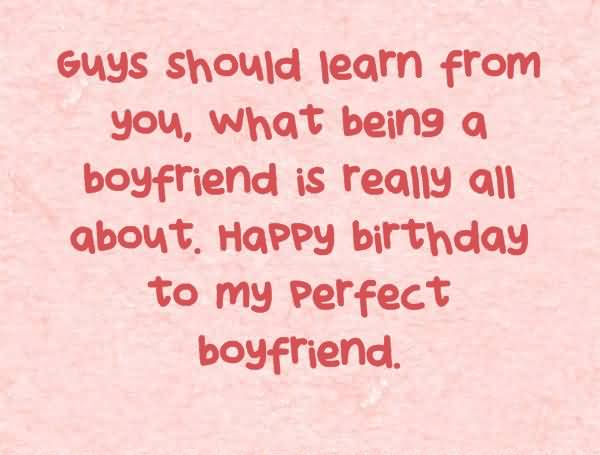 Attrectic Happy Birthday Wishes For Boyfriend Boyfriend Birthday Wishes