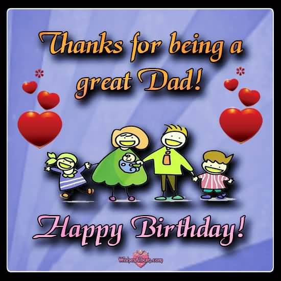 Awesome Birthday Wishes Greeting Card