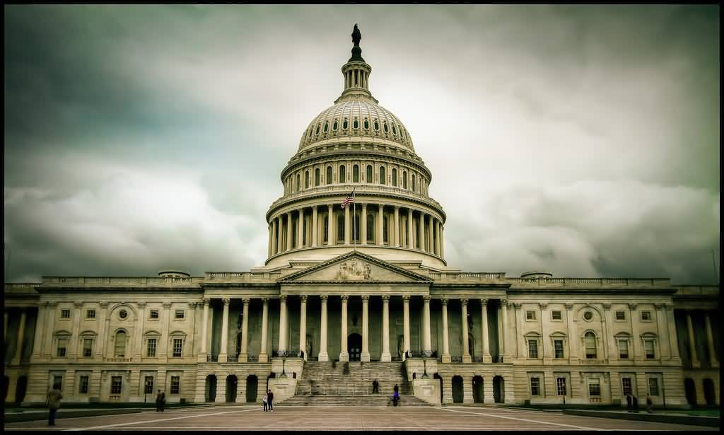 Best Wallpaper Of United States Capitol Building With Beautiful Nature