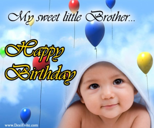 22 Fantastic Brother Birthday Wishes MemeWallpaper Images