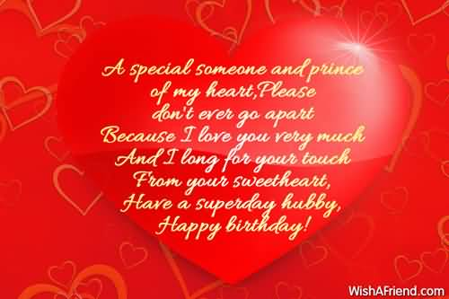 Birthday Quotes To Someone Special