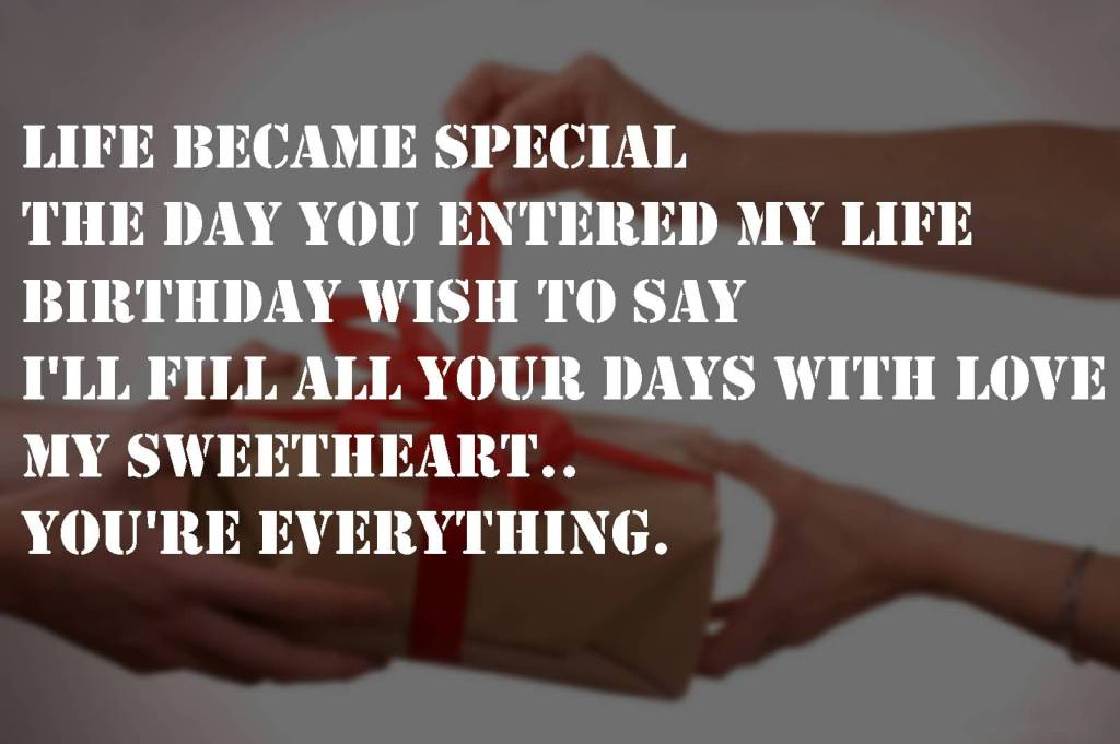 Boyfriend Birthday Quotes Free Image
