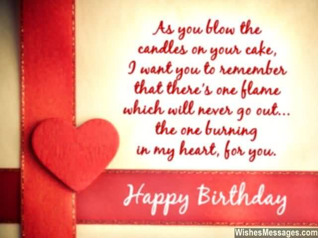 Boyfriend Happy Birthday Long Message Picsmine Sweet Happy Birthday Wishes For Him