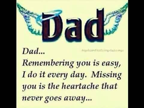 Dad Happy Birthday Quotes Picture