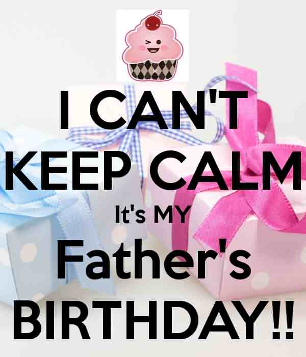 Dad Happy Birthday Wishes Love You