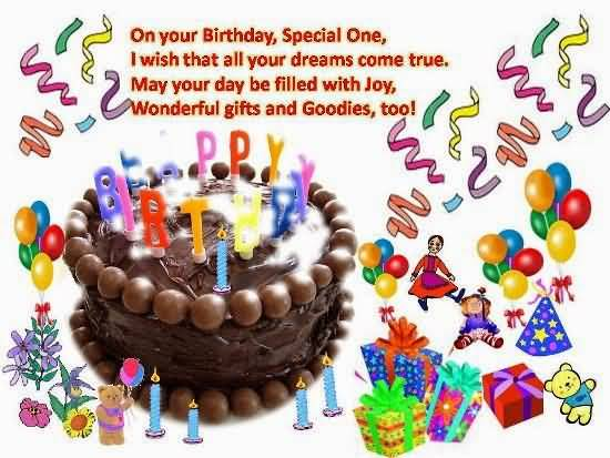 Fabuous Happy Birthday Quotes For Baby Girl