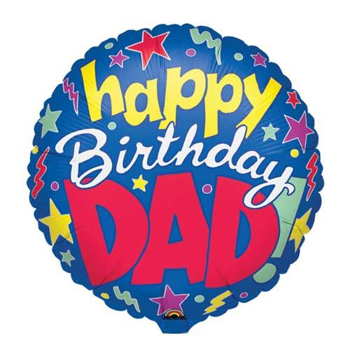 Fantastic Happy Birthday To My Great Dad Image