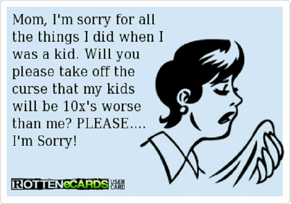 From Son I'm Sorry Mom Message Image