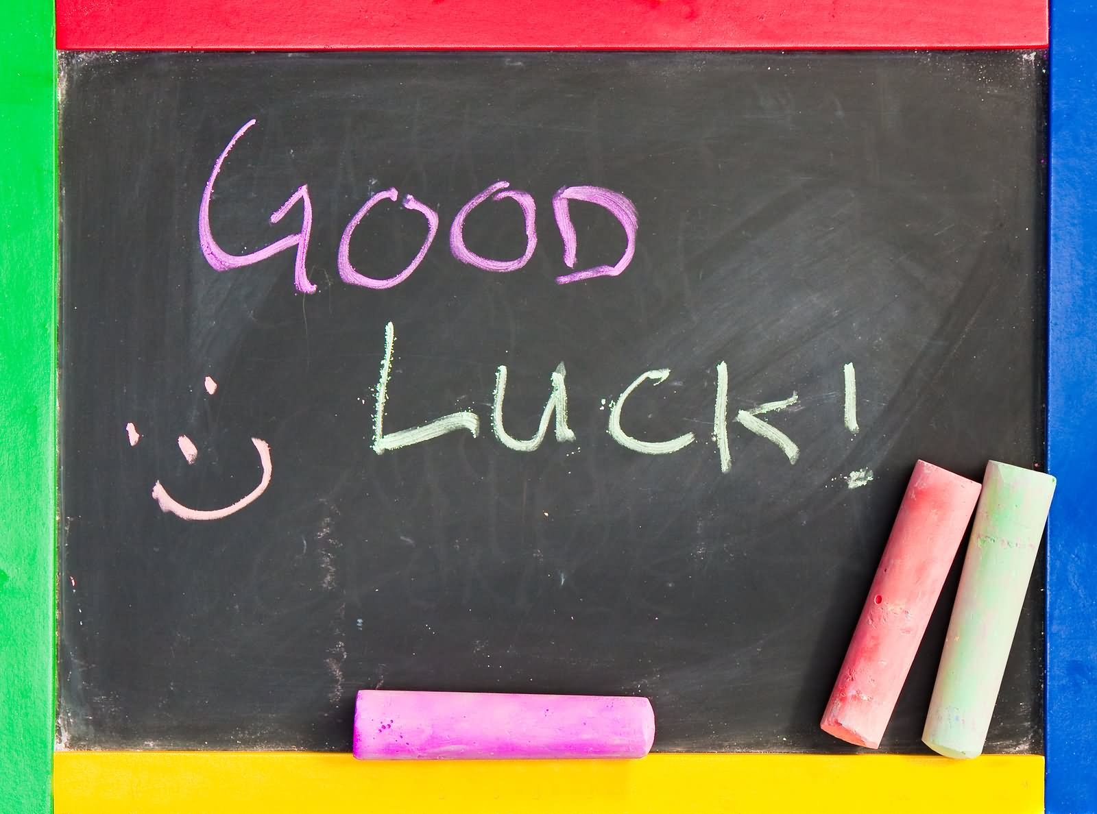 40 Wonderful Good Luck Wishes For Exam,Work Or Etc