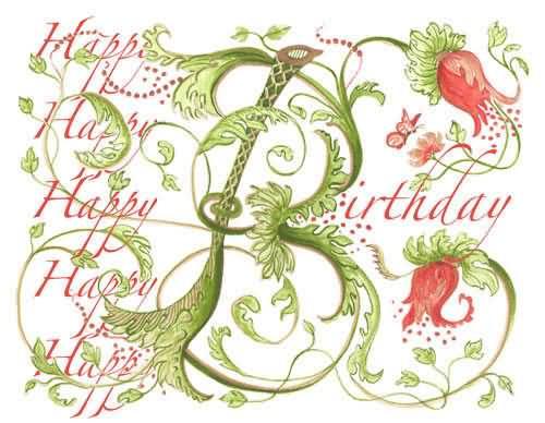 Happy Birthday Card For Boss (2)