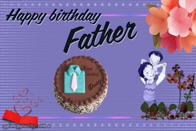 31 awesome dad birthday greetings wishes images picsmine happy birthday father greeting image m4hsunfo