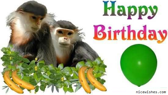 Happy Birthday Funny Greeting Image