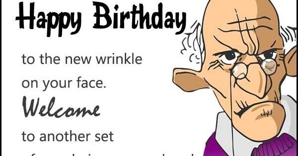 Happy Birthday Funny Uncle
