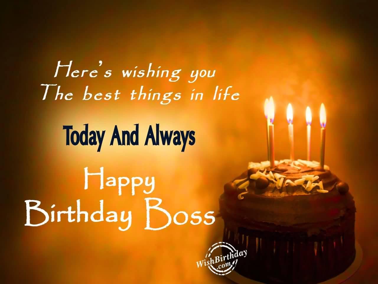 32 wonderful boss birthday wishes sayings picture photo picsmine happy birthday greeting image for boss m4hsunfo