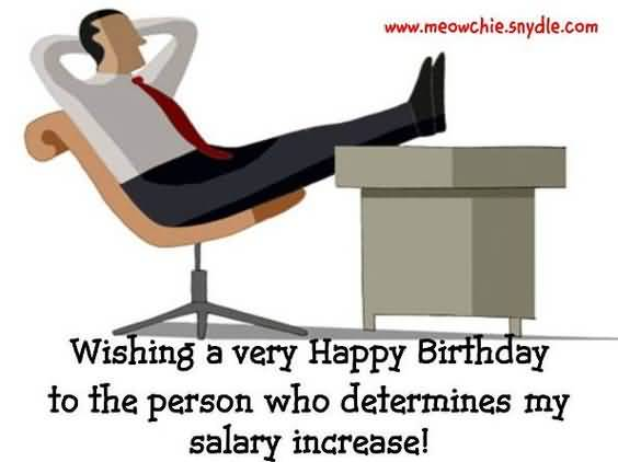 Happy Birthday Wishes Boss Image
