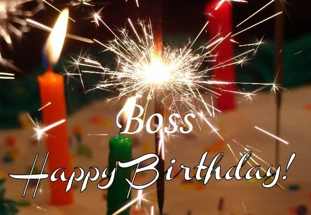 Happy Birthday Wishes For Fabulous Boss