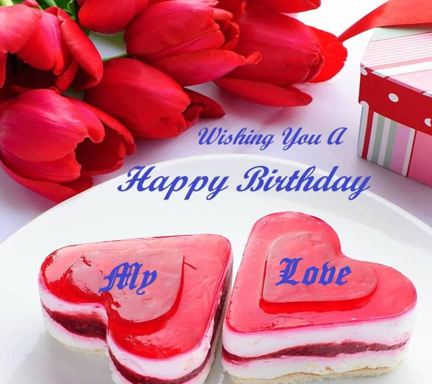 Happy Birthday Wishes To My Lovely Boyfriend