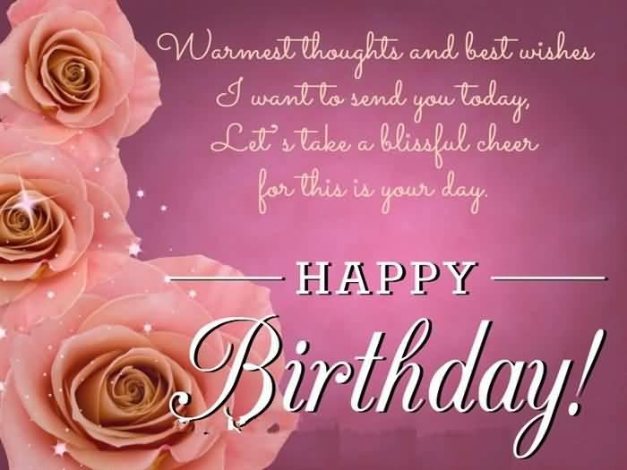Have A Wonderful Birthday Happy Birthday Boss