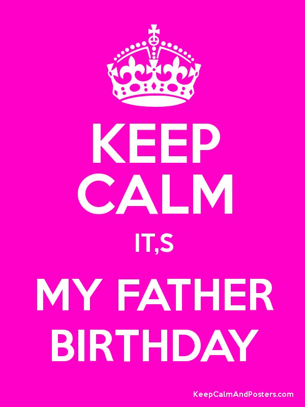 Dad Birthday Greetings