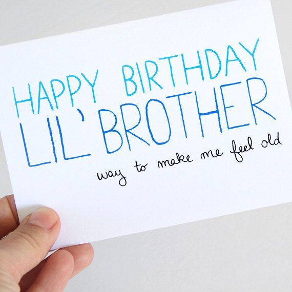 25 Wonderful Happy Birthday Brother Greetings E Card Homemade Gifts For Your Home