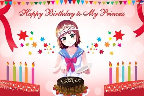 Many Many Happy Returns Of The Day Little Baby Girl
