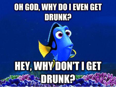 Oh God Why Do I Even Get Drunk Hey Why Don't I Get Drunk Meme