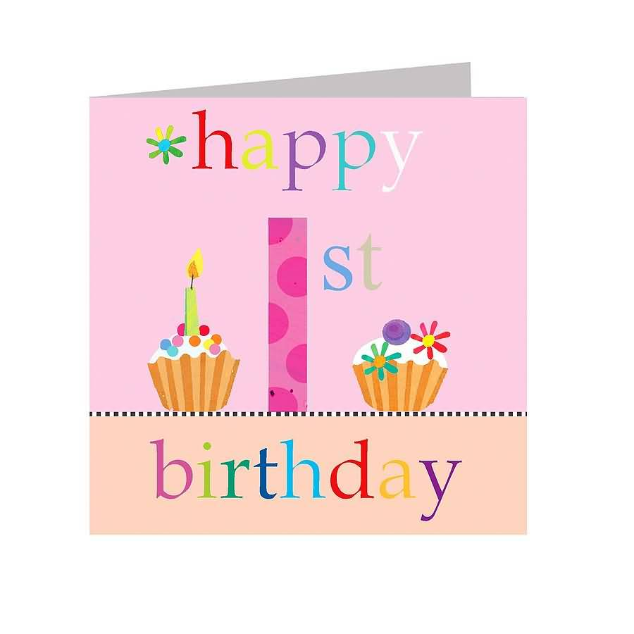 Perfect Birthday Card Greetings For Baby Girl