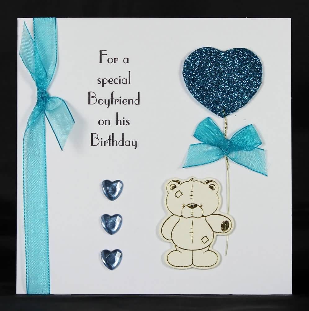 Special Greeting E Card For Lovely Boyfriend