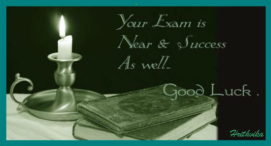 Success As Well Good Luck Greeting Picture