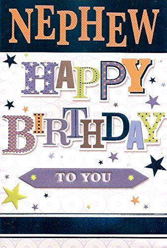 Super Nephew Happy Birthday To You