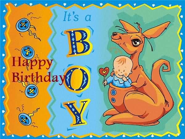 Baby Boy Birthday Wishes Wishes
