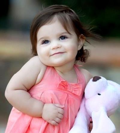 Sweet Cute Baby Wallpaper