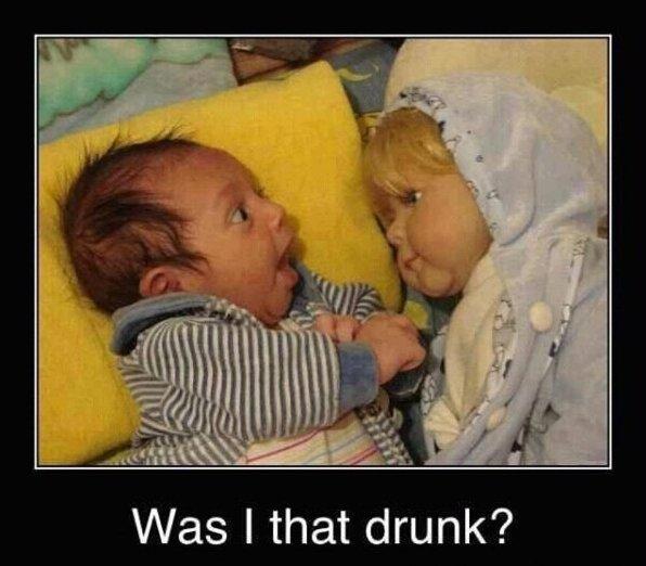 Was I That Drunk Meme