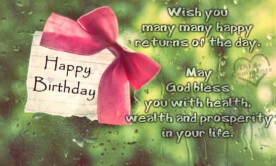 Wish You Many Many Happy Returns Of The Day Happy Birthday Girlfriend