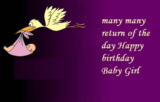 Wishing You A Wonderful Birthday Happy Birthday Baby Girl