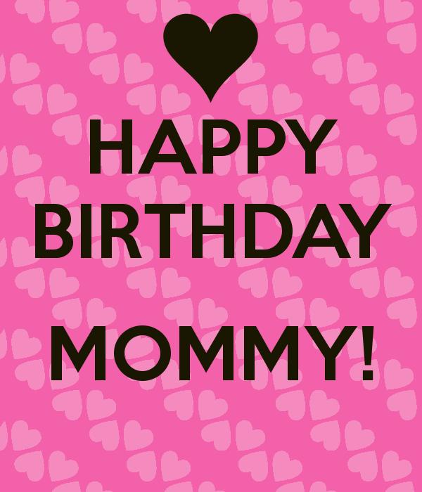 Wonderful Happy Birthday Mommy Image