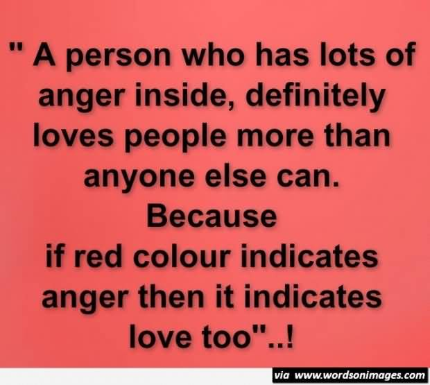 Quotes About Anger And Rage: 43 Anger Management Quotes, Quotations & Sayings Images
