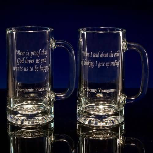 Beer Is Proof That God Loves Us And Wants Us To Be Happybenjamin Franklin When I Read About The Evils Of Drinking I Gave Up Reading Henny Youngman