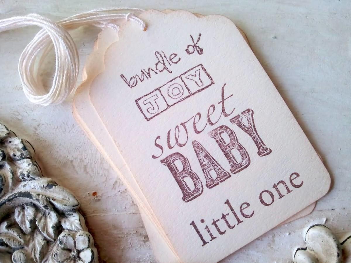 Bundle Of Joy Sweet Baby Little One