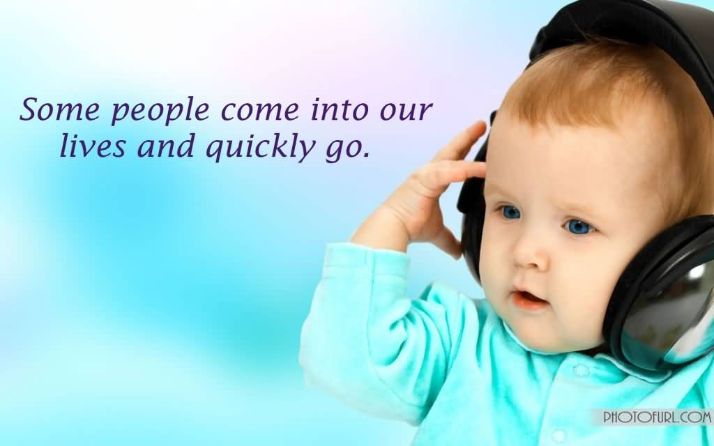 57 Nice Short Baby Quotes, Sayings & Slogans