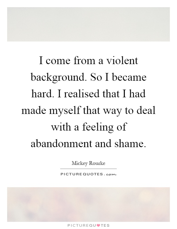 Abandonment Quotes Sayings 015