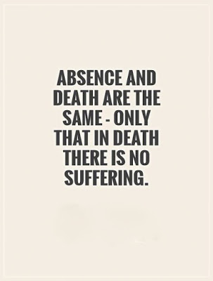 Absence Quotes Sayings 10