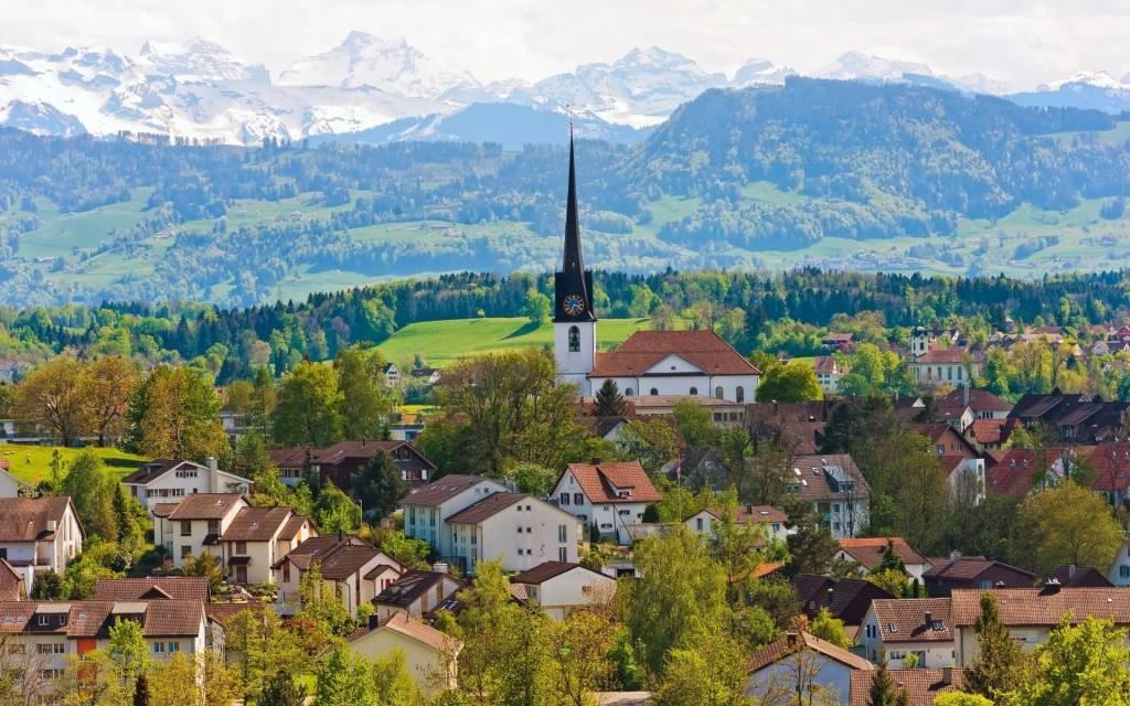 Amazing From Switzerland Full HD Wallpaper