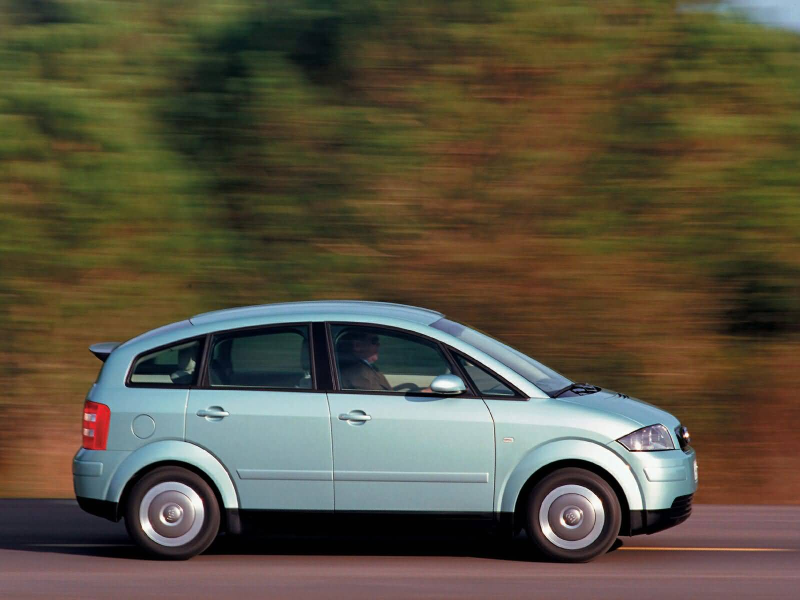 Awesome Audi A2 Car