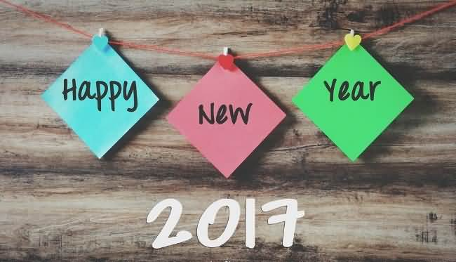 Awesome Happy New Year 2017 Greetings Image
