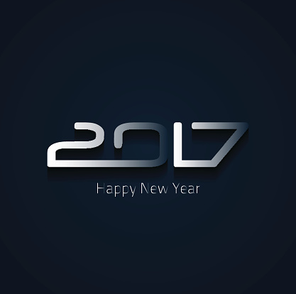 Awesome Happy New Year 2017 Wallpaper