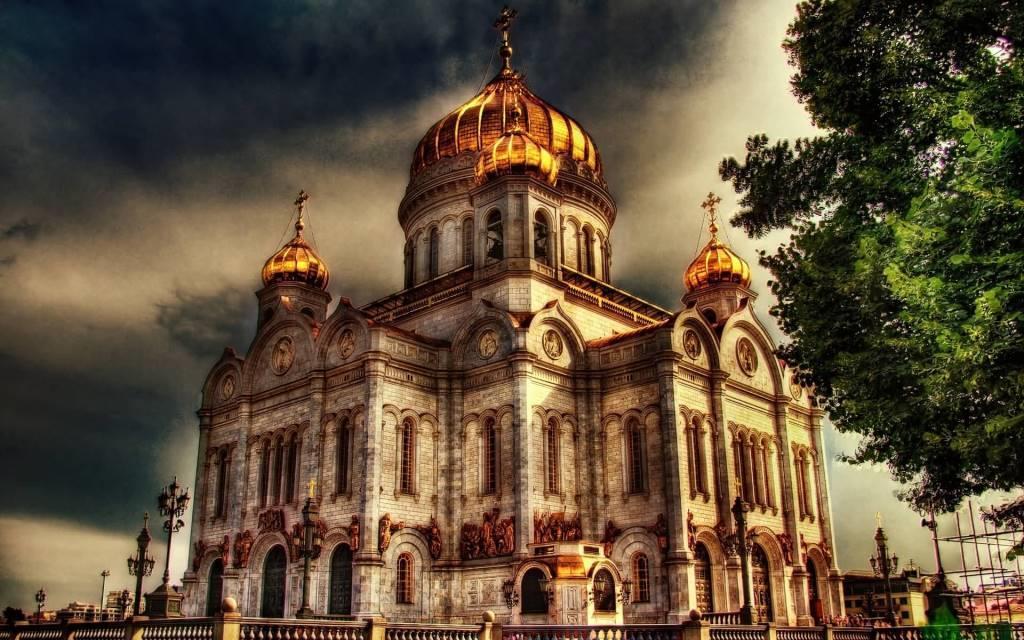 Beautiful Church Full HD Wallpaper