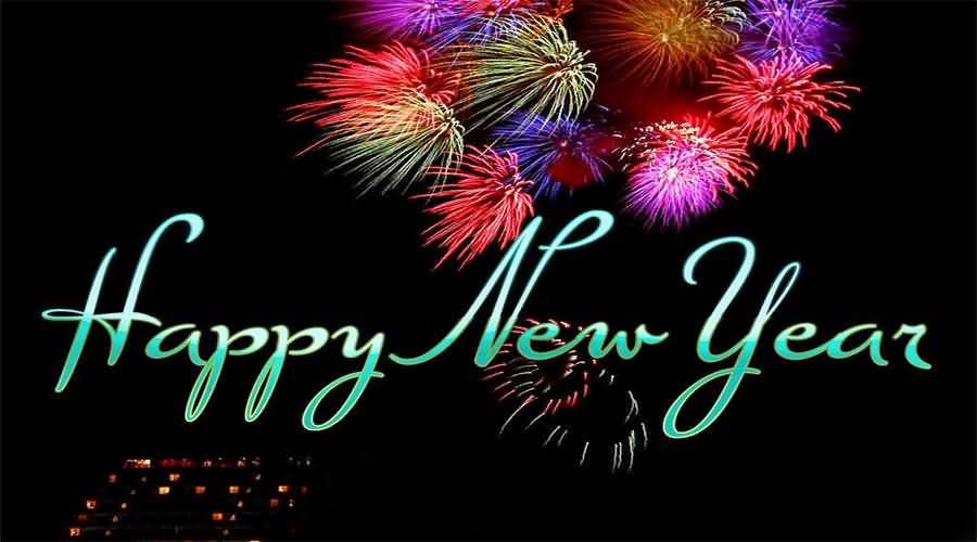 Beautiful Happy New Year Beautiful Image