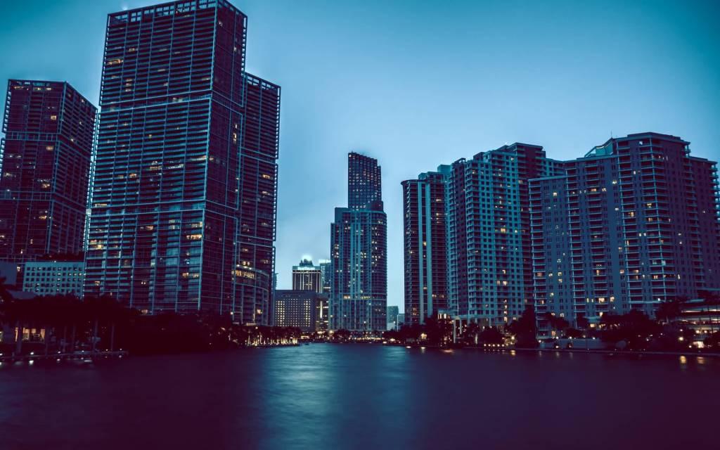 Beautiful Miami Full HD Wallpaper